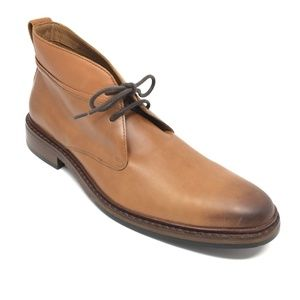NEW Cole Haan Chukka Boots Shoes Size 10 Brown